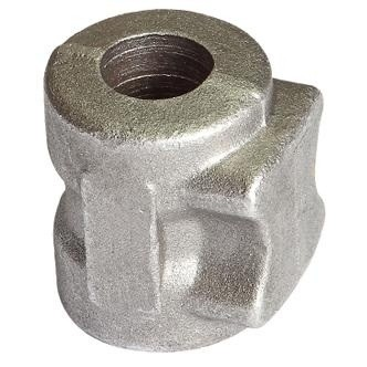 Foundry key product - ductile iron casting part