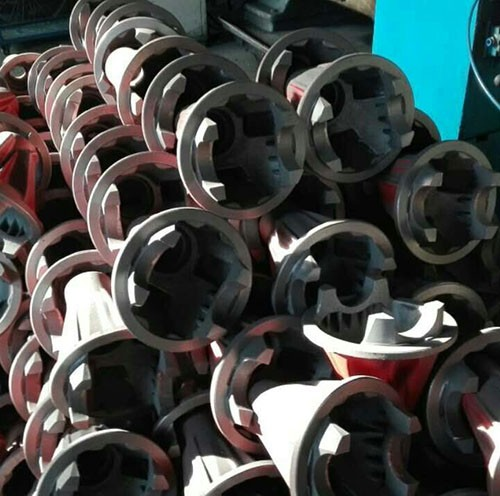 Foundry key product - cast iron tractor parts