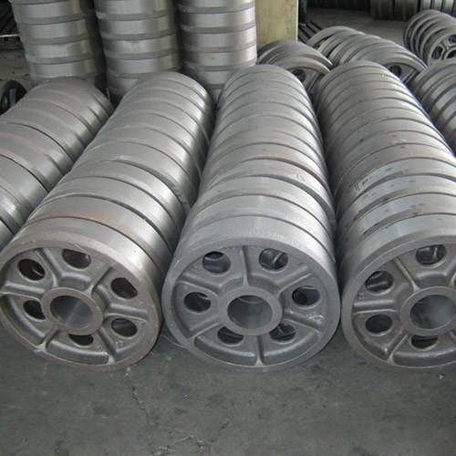 Foundry key product - cast iron handwheel