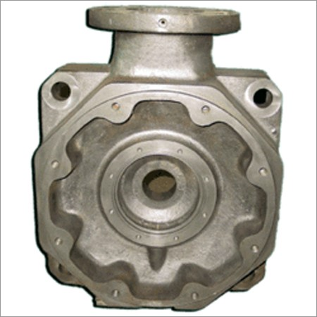 Steel Foundry key product - cast steel pump housing