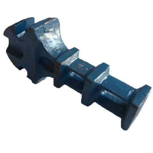 Cast Iron Foundry key product - cast iron railway shoulder