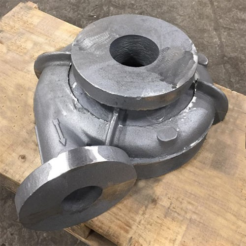 Cast Iron Foundry key product - cast iron pump cover