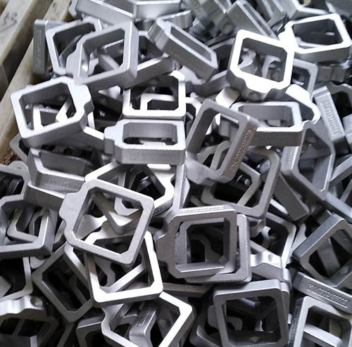 Steel Foundry key product - small cast steel/stainless steel parts