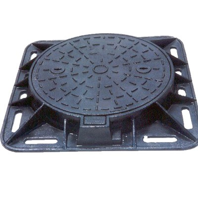 Advantages of ductile iron manhole cover