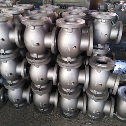 Steel Foundry key product - stainless steel valve body