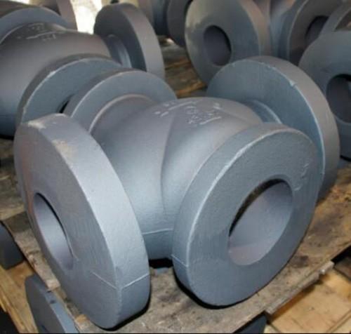 China iron foundry - Grey iron valve body