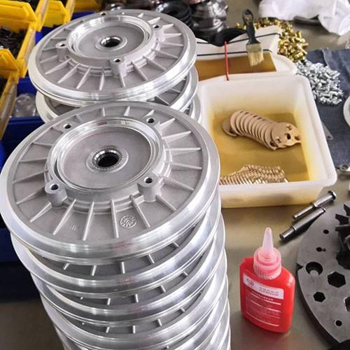 China Foundry cast iron turbocharger cover