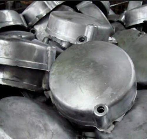 China aluminium foundry - cast aluminium cover part