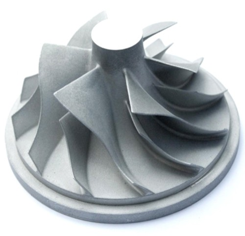 Aluminium casting turbine compressor impeller Manufacturers, Aluminium casting turbine compressor impeller Factory, Supply Aluminium casting turbine compressor impeller