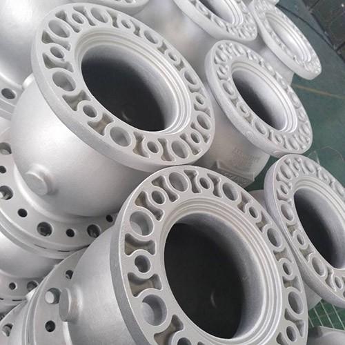 High quality cast aluminium valve body