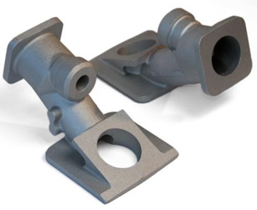 China metal casting foundry - precision casting aluminium part