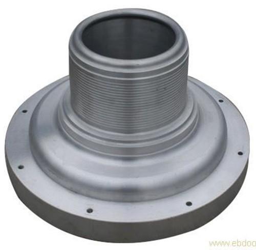 China aluminium casting foundry - precision casting aluminium part