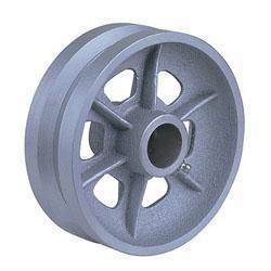 Cast iron jaw crusher counterweight flywheel