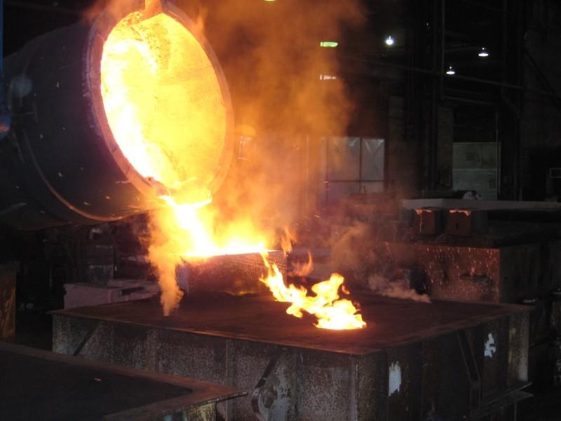 China iron casting foundry - cast iron foundry