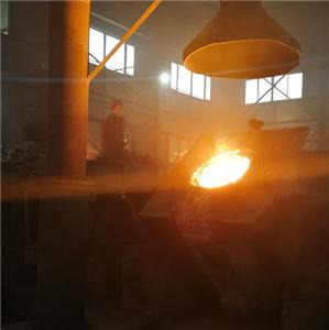 Main metal casting process in China