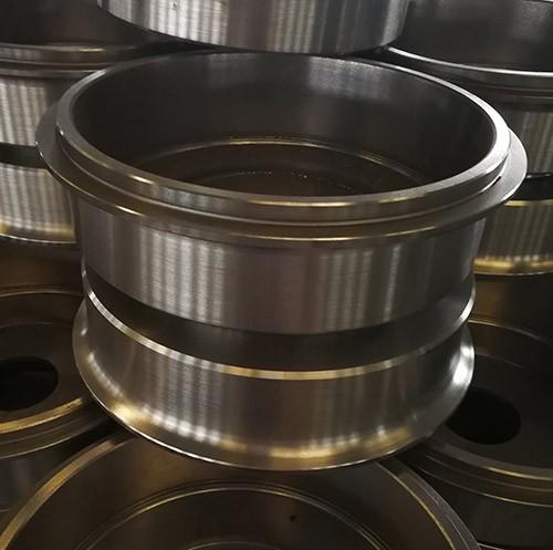Automotive iron castings - wheel hub, steering knuckle