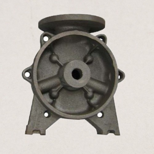 Gray iron casting pump housing
