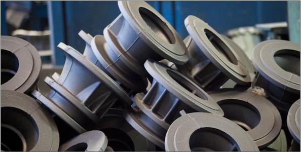 Cast iron ductile iron GGG40 properties
