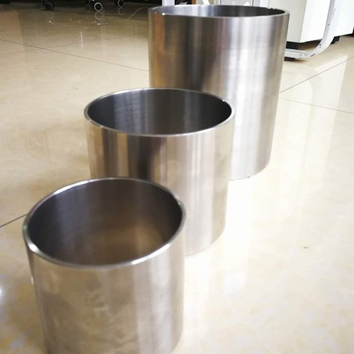 Investment casting and CNC machined iron/steel shaft sleeve