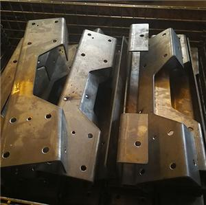 metal stamping structure welding part