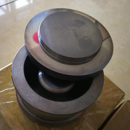 Pulverizing grinding bowl