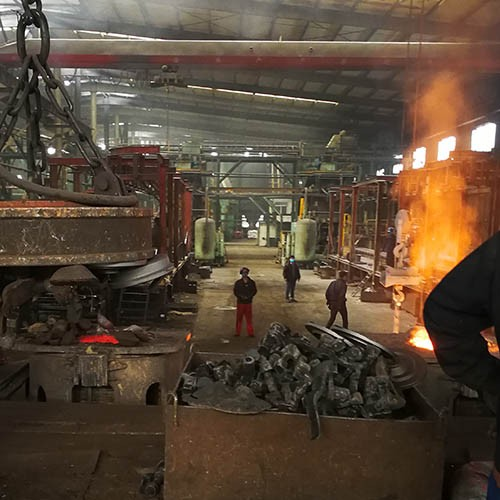 China foundry is booming
