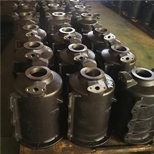 Ductile Iron Railway Cylinder Housing Parts