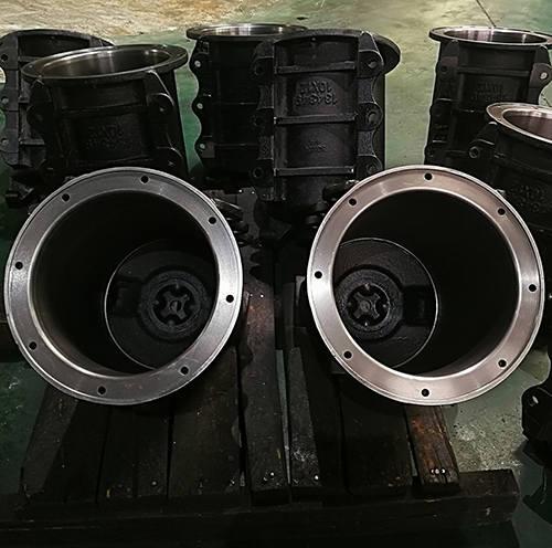 railway cylinder parts