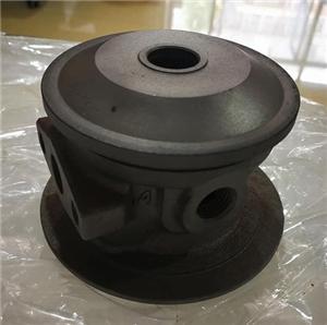 Customized ductile iron casting turbocharger parts