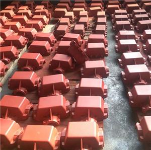 Cast Iron Parts for Oil and flow control