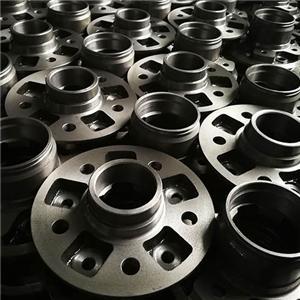 Cast Iron And Machined Automotive Hub Parts
