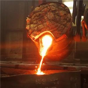 High quality sand casting iron casting parts