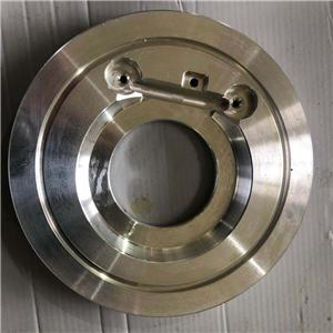 Non-ferrous metal casting Aluminium Casting Valve Disc