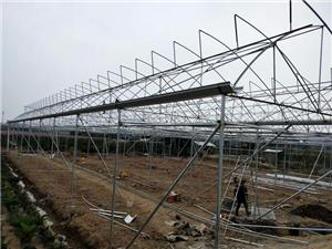 1000 Square Base Under Construction In Panyu