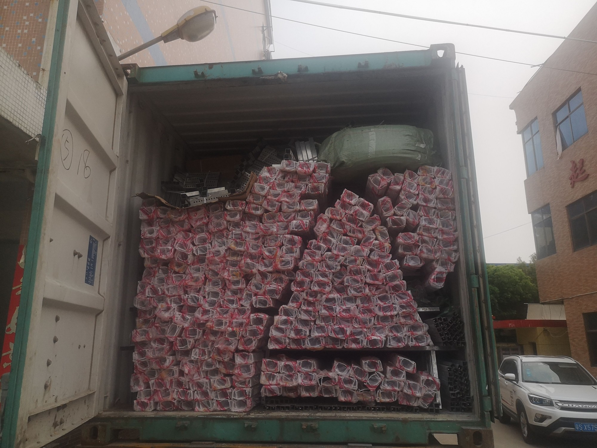 Shipment ! NFT hydroponic channel system