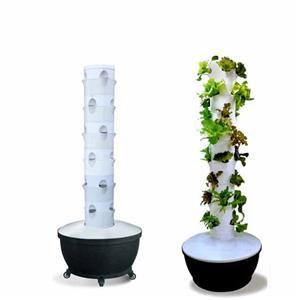 Hydroponic Garden Strawberry Vertical Tower Planter