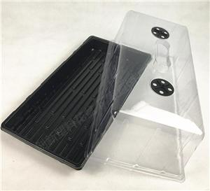 Plastic seed trays with domes Manufacturers, Plastic seed trays with domes Factory, Supply Plastic seed trays with domes