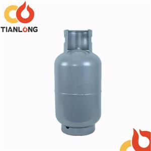 10kg Cooking Steel Refilling Liquid Petroleum Gas Cylinder