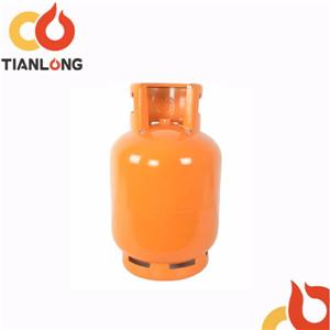 9kg Refillable Steel Lpg Cylinder With Valve