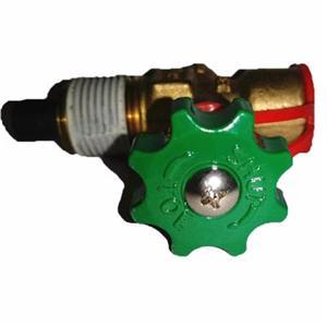 Gas Cylinder Safety Valve
