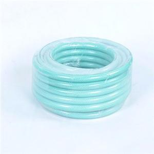 50m Roll Coloured Braided Hose Pipe With Visible Netting