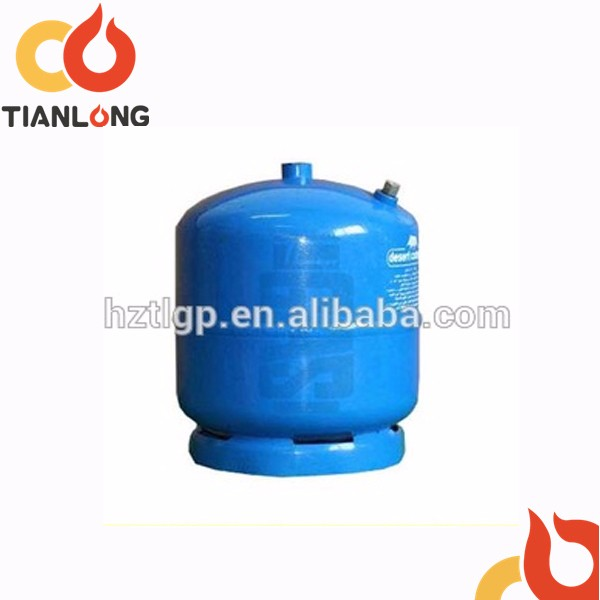 Mini Lpg Gas Cylinder With Burner