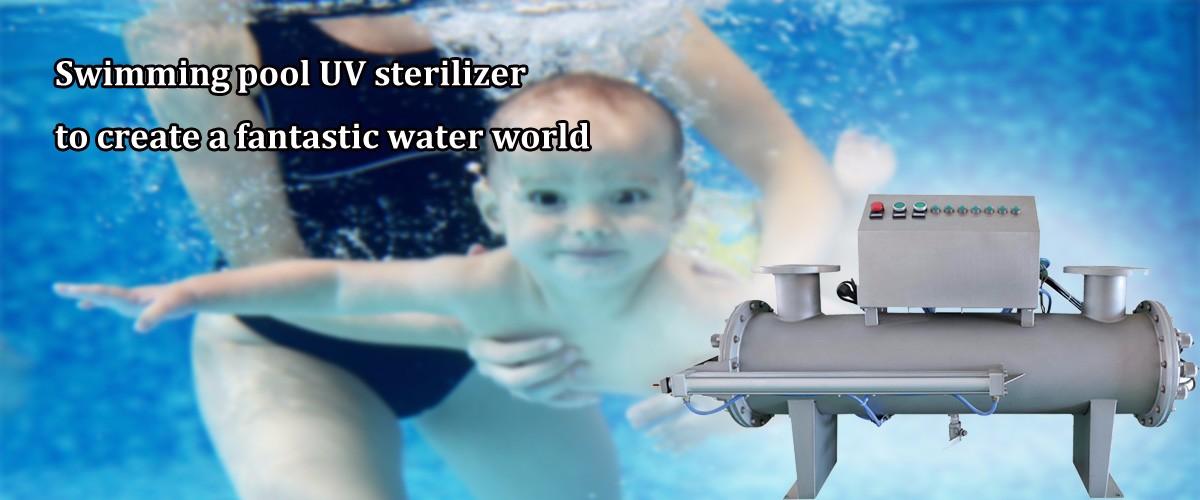 Swimming Pool UV Sterilizer