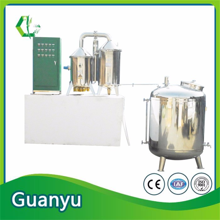 Pure Distilled Water Making Equipment