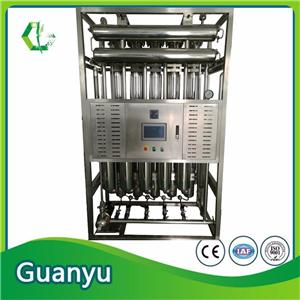 Multiple Effect Water Distiller For Injection