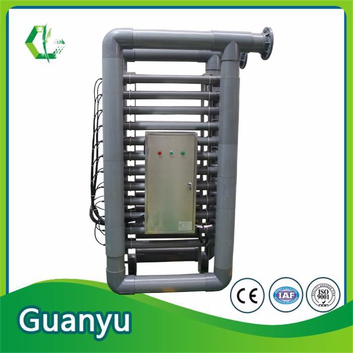 PVC UV Sterilization System For Salt Water