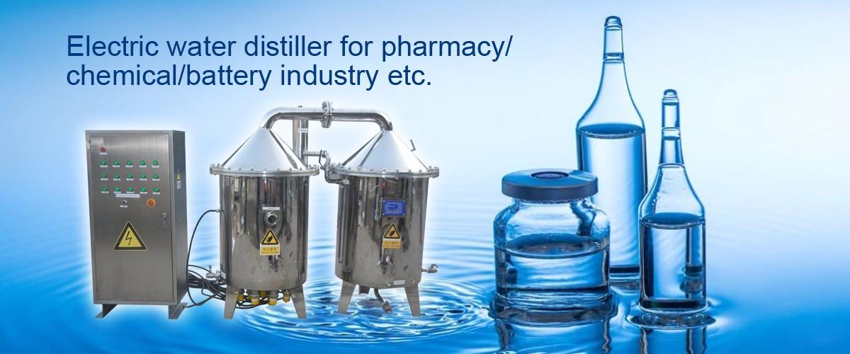 Electric Water Distiller
