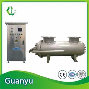 Stainless Steel 304 UV Sterilizer For Waste Water