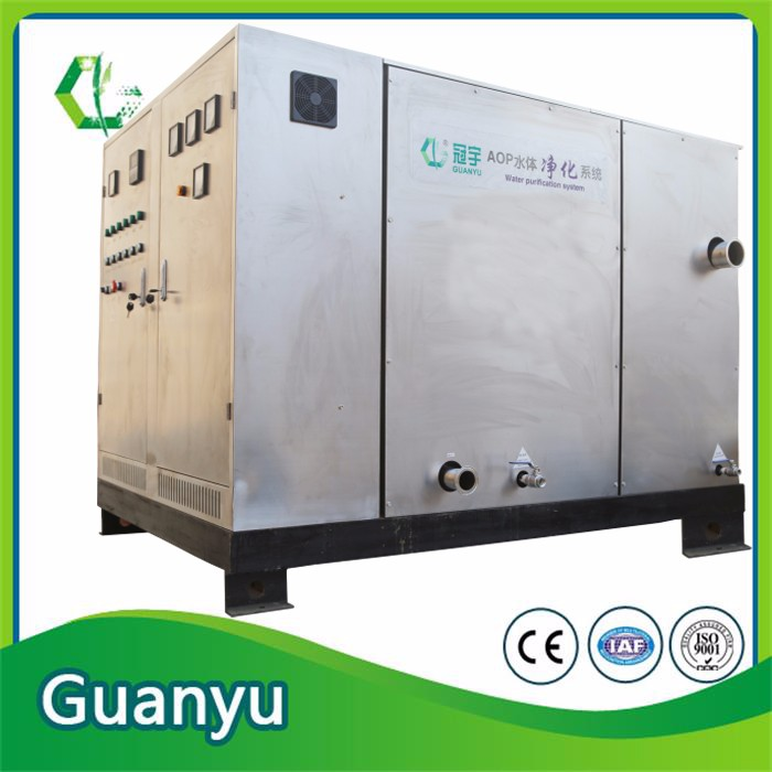 Ozone Generator For Water Disinfection
