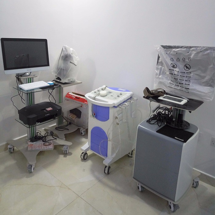 Andrology workstation installed and trained in Qatar